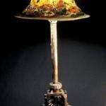 Gear Lamp - Amber