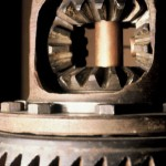 Gear Lamp Detail