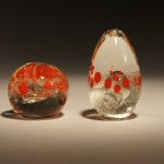 Paperweights -red